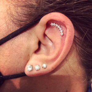piercing a ROma